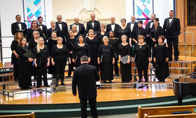 Central Chamber Chorale