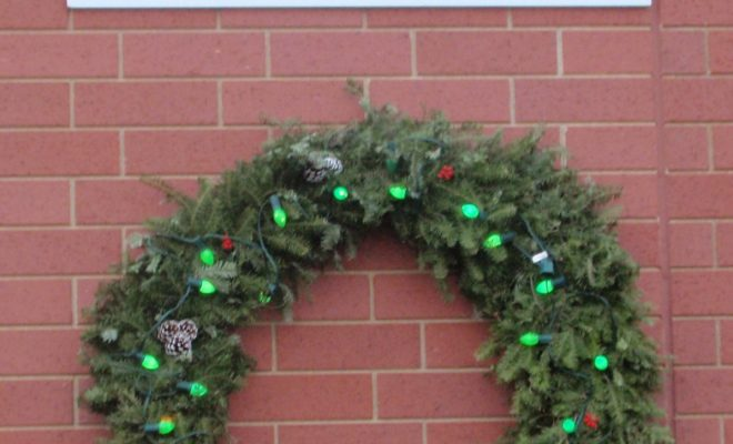 Keep the Wreath Green campaign